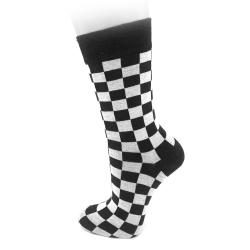 Fancy Socks - Check