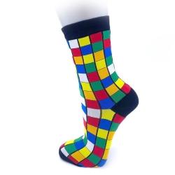 Fancy Socks - Color Check