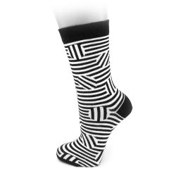 Fancy Socks - Wild Stripes