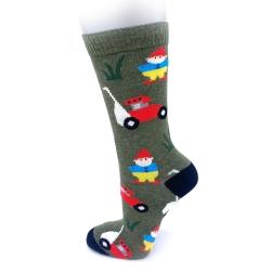 Fancy Socks - Garden Lover