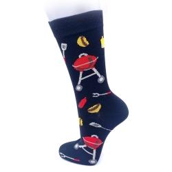 Fancy Socks - BBQ