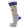 Fancy Socks - Hamburger