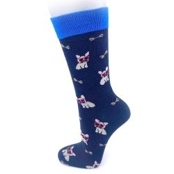 Fancy Socks - Cool Dog