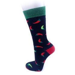 Fancy Socks - Hot Chilli